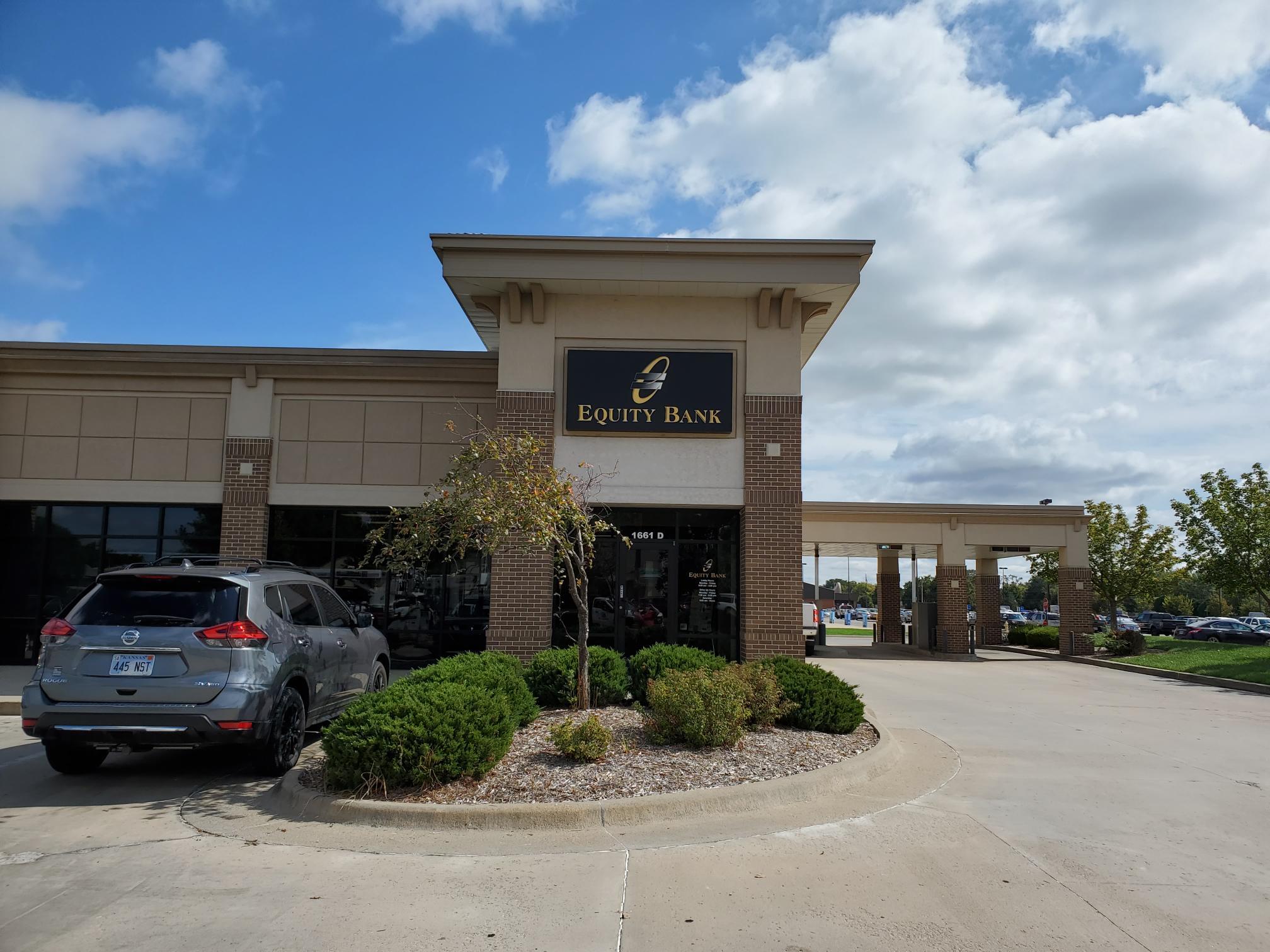 Equity Bank full service bank in Salina Kansas