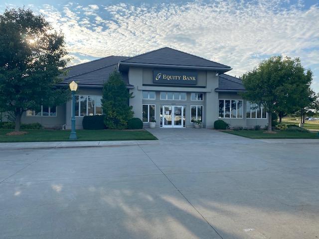 Equity Bank on Ridge Road in Wichita Kansas