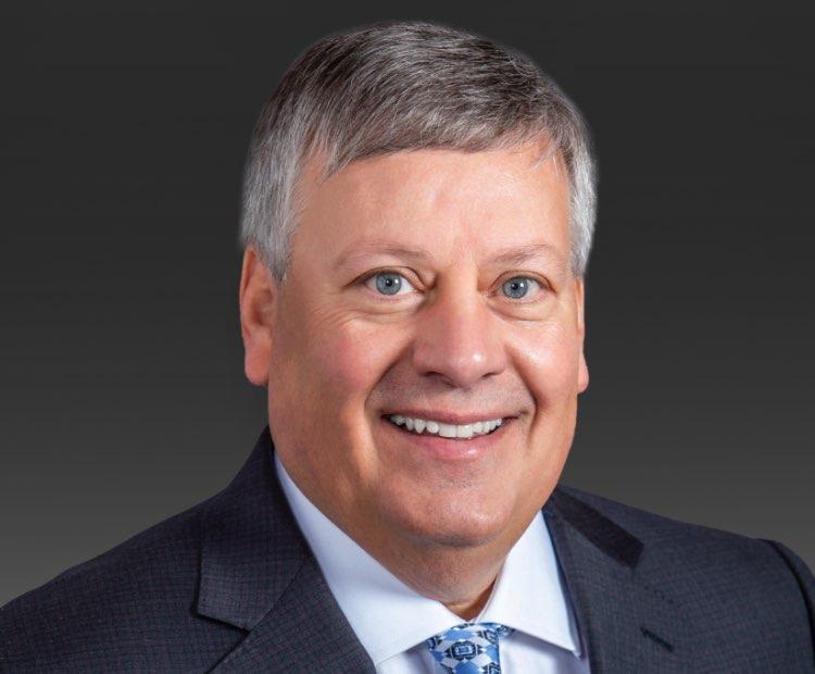 Brett A. Reber headshot